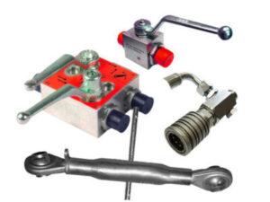 akcesoria i części zamienne